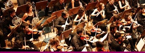 Pruebas de admisión Primavera 2015 a la Joven Orquesta Nacional de España