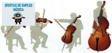 Ofertas de empleo en orquestas internacionales: De Enero hasta Junio 2015