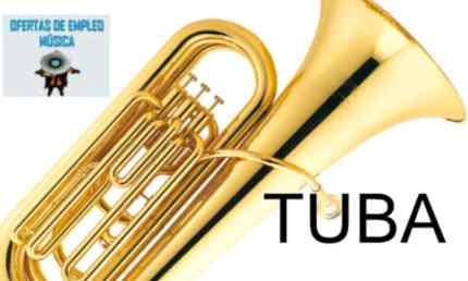 Profesor de tuba y trombón en Alaior (Baleares)