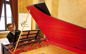 Un instrumento ideado por Leonardo Da Vinci se escucha por primera vez 500 años después