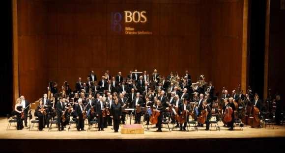 Plaza de violín en la Orquesta Sinfónica de Bilbao