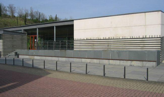 Escuela de Música del Ayuntamiento del Valle de Egüés