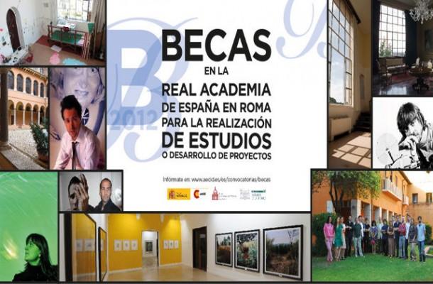 becas_academia_Espana_en_Roma
