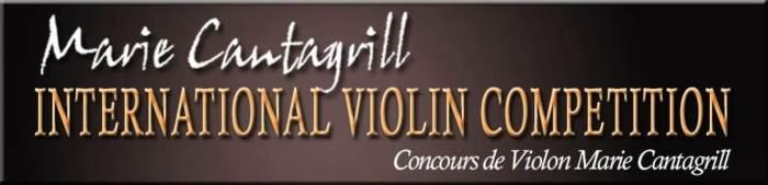Concurso Internacional de Violín Marie Cantagrill 2015