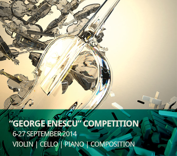 Concurso nternacional George Enescu
