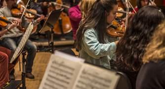 Curso Avanzado de Especialización Orquestal (CAEO),