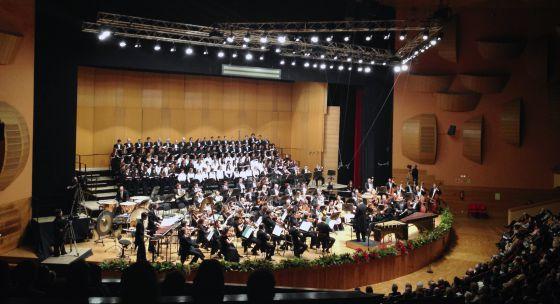 VIDEOS RECOMENDADOS. La Sinfónica de Galicia cumple veinticinco años y lo celebra a lo grande con las 9 de Beethoven.