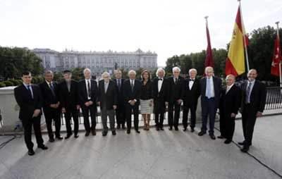 Steve Reich recibe el premio Fronteras del Conocimiento de la Fundación BBVA