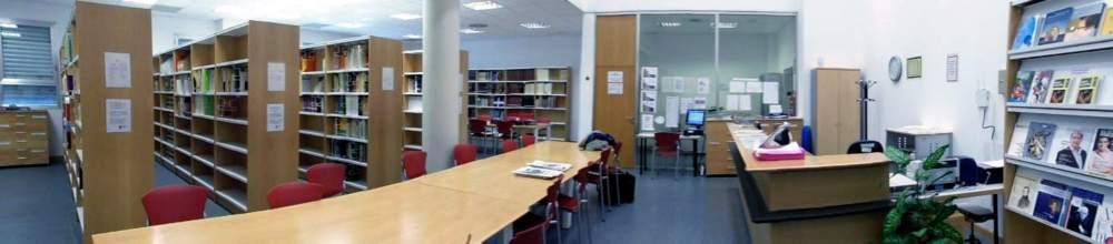 1ª Planta Biblioteca - CSMA