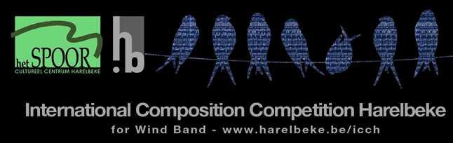 VI Concurso Internacional de Composición de Harelbeke (Belgica)