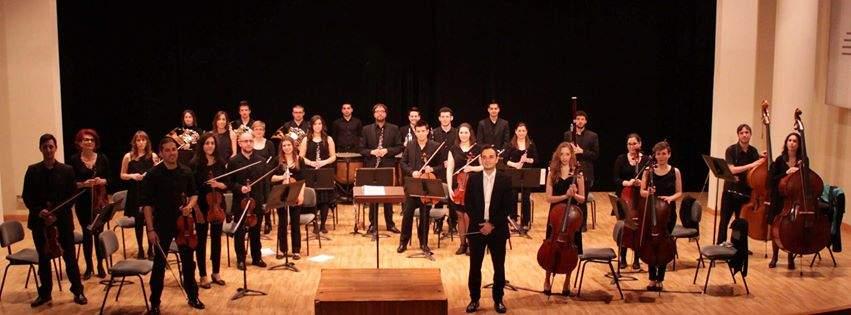 Convocatoria plazas vacantes en la Joven Orquesta Turina 2014-2015