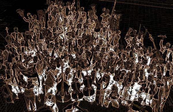 Audiciones para la Joven Orquesta de la Generalitat Valenciana. Y Director asistente.