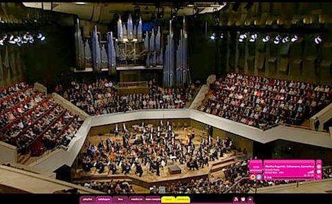 medici.tv una plataforma de vídeos de música clásica por suscripción