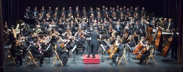Bolsa de todas las especialidades para la Orquesta Reino de Aragón.