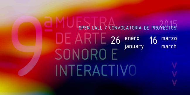 In-Sonora. IX Muestra Internacional de Arte Sonoro e Interactivo