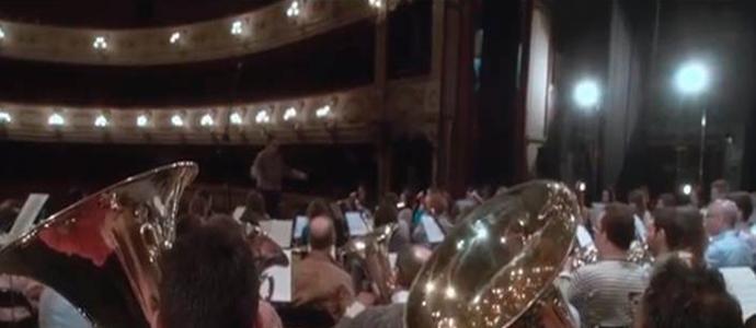 Pruebas para la bolsa de 43 instrumentistas de la Orquesta Sinfónica Bankia