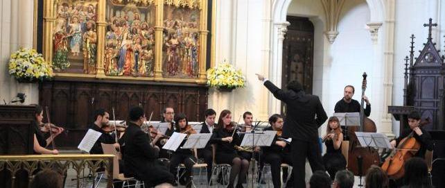 Audiciones para la Orquesta de la Universidad Pontificia Comillas