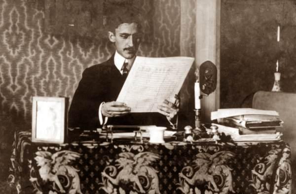 Web dedicada al compositor José María Usandizaga