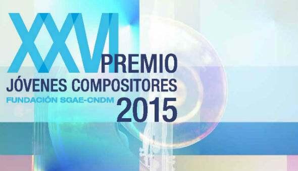Abierta la convocatoria del XXVI Premio Jóvenes Compositores (Fundación SGAE y CNDM)