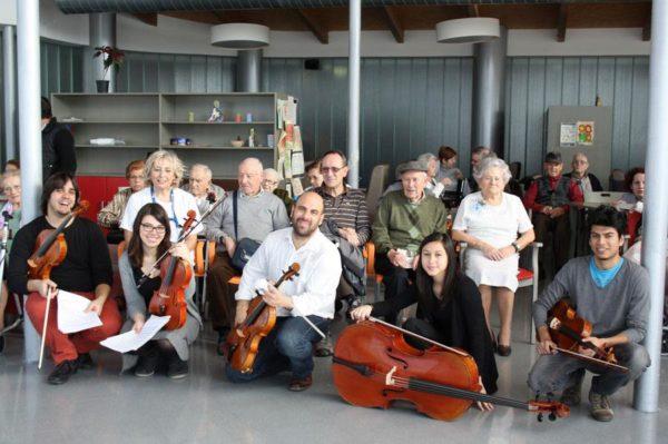 Audición para jóvenes músicos que quieran participar en las actividades de Musethica en 2018
