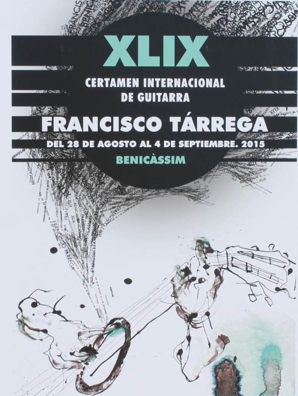 """XLIX Certamen Internacional de Guitarra """"Francisco Tárrega"""". Benicàssim"""
