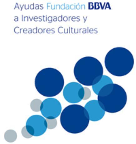 Ayudas del BBVA a Investigadores y Creadores Culturales 2015,