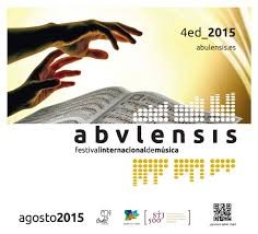 Clases Magistrales. Festival Abulensis 2015
