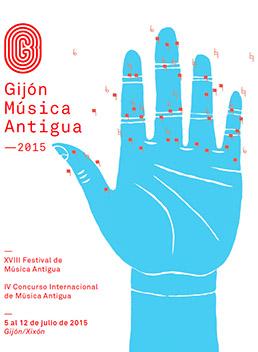 Cursos del XVIII Festival de Música Antigua de Gijón