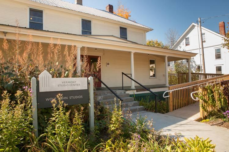 44 becas de residencias artísticas en Estados Unidos: Vermont Studio Center