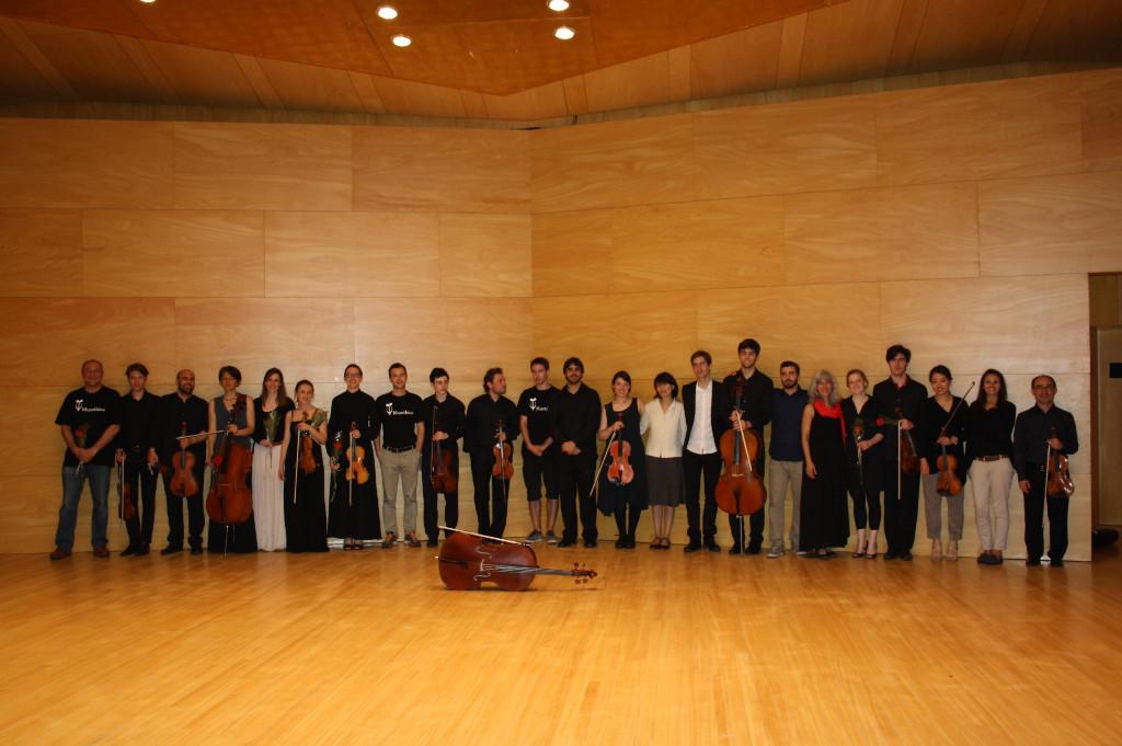 Musethica 3er Aniversario. Musethica Festival Orchestra y Solistas
