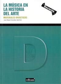 """Libros recomendados: """"La música en la Historia del Arte"""""""