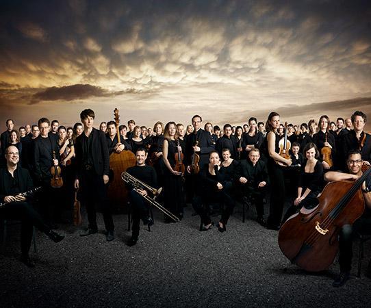 Una plaza de trompa en la Mahler Chamber Orchestra