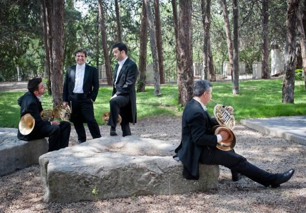 Audiciones de trompa en la Orquesta de la Comunidad de Madrid
