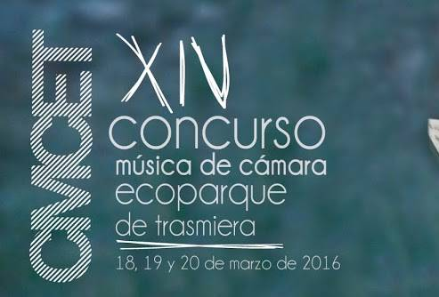 XIV CONCURSO DE MÚSICA DE CÁMARA CMCET 2015