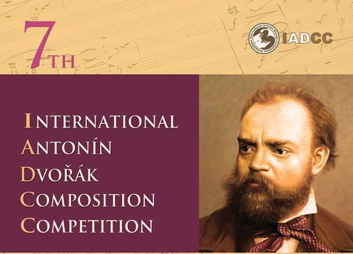 7th. Internacionbal Antonín Dvořák Composition Competition