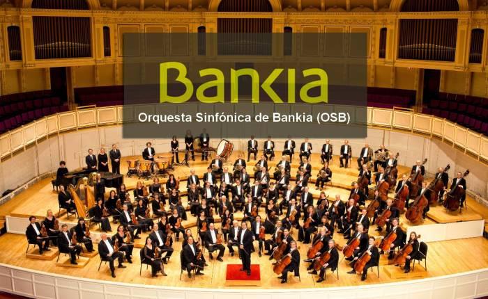 Pruebas para la bolsa de la Orquesta Sinfónica de Bankia (OSB)