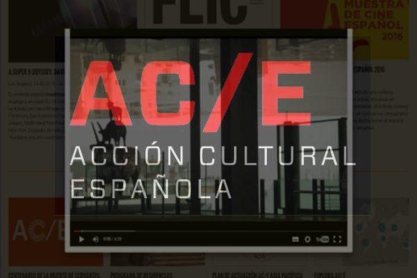 Convocatoria de ayudas a la movilidad para creadores españoles de AC/E