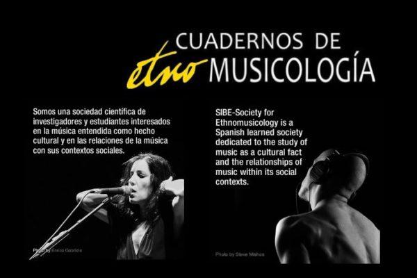 Cuadernos de ETNOmusicología de la SIBE nº 6