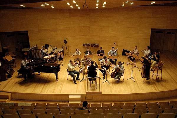 Gira de OCAZEnigma y el Festival de Ensembles 2016.
