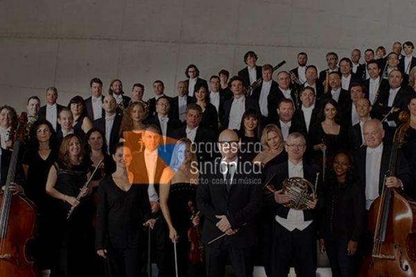 Plaza de trompa en la Sinfónica do Porto Casa da Música (Portugal)