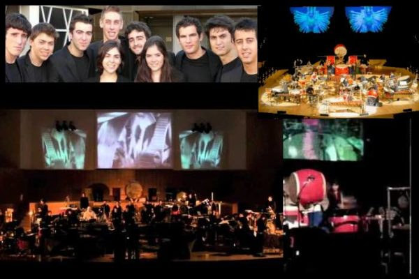 Percusiones del CSMA inicia en marzo sus sesiones didácticas 2016