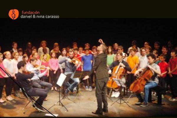 Ayudas a proyectos musicales de la Fundación Daniel y Nina Carasso