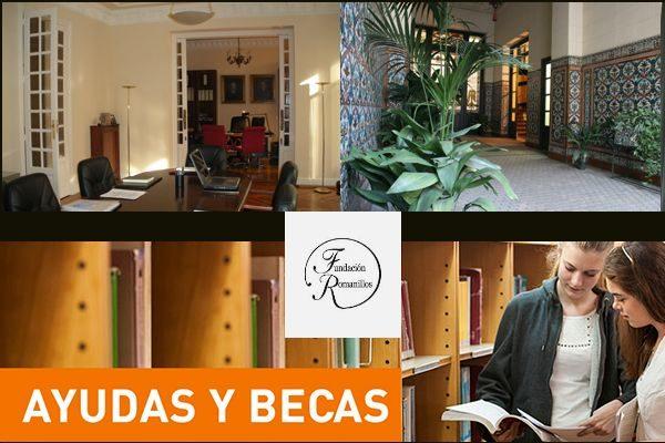 350.000€ en becas de estudio de la Fundación Romanillos