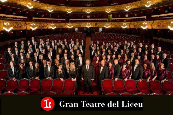Plazas de violonchelo, viola y percusión en la Orquesta del Liceu de Barcelona