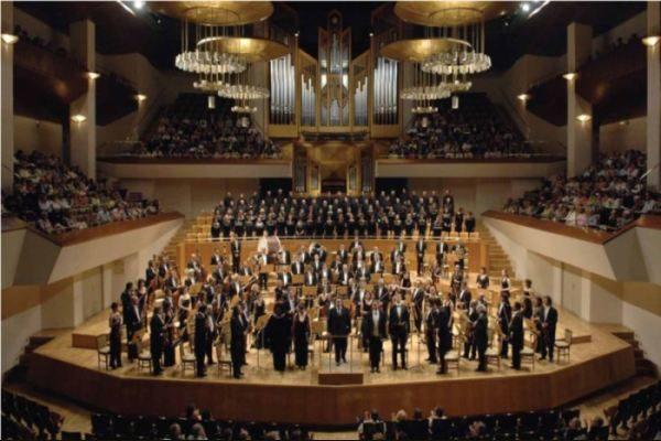 1 plaza de Profesor tutti -Viola- en la Orquesta Nacional de España