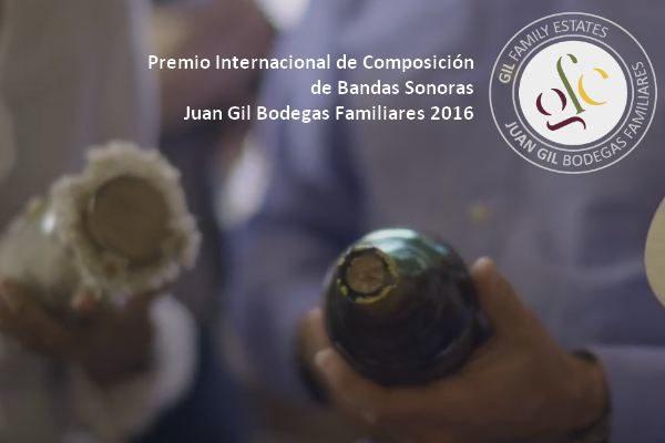 Premio Internacional de Composición de Bandas Sonoras - Juan Gil Bodegas