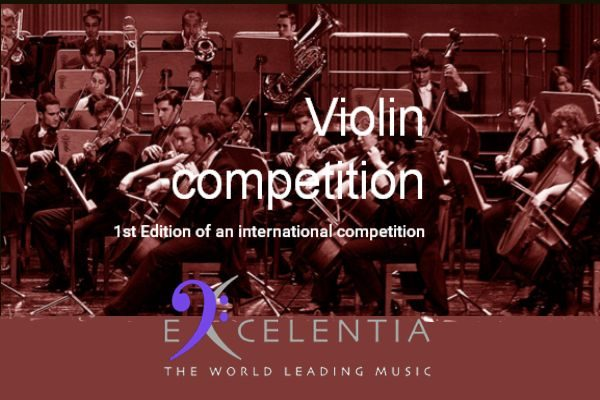 EXCELENTIA INTERNATIONAL VIOLIN COMPETITION 2016