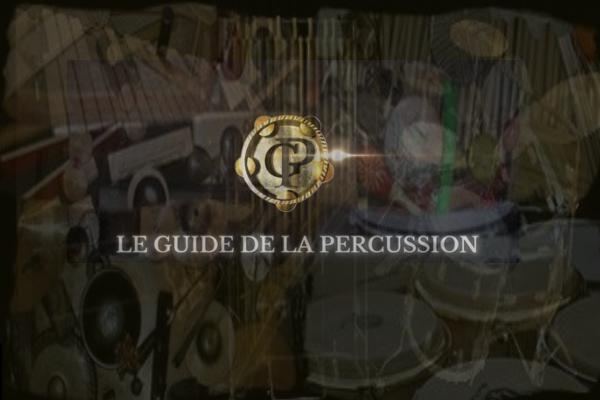 Guía de la percusión: a modo de enciclopedia online