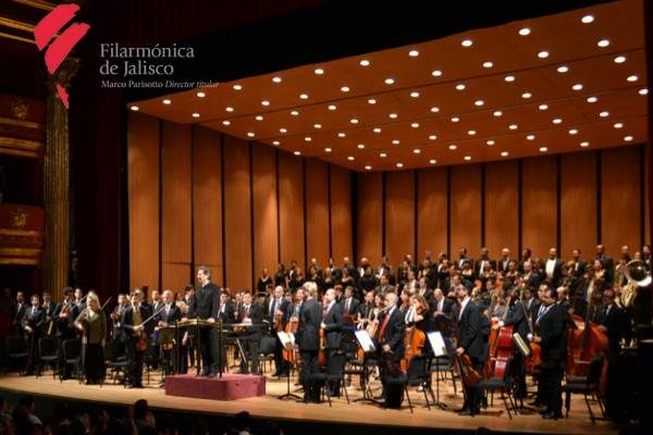 Plazas de Oboe, Corno, Trompa, Fagot y Contrafagot en la Orquesta de Jalisco