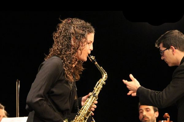 Silvia Sangustín 4ª finalista del III Concurso Internacional Sax Fest 2016.